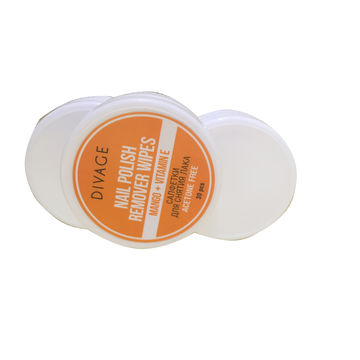 OEM Nail Gel Polish Remover Pads with Pack of 30