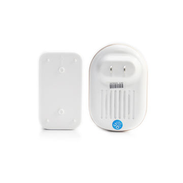 China Wireless Doorbell up to 300m Distance, with Perfect Housing and Elegant Appearance