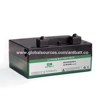 China 12 8V/16Ah LiFePO4 Golf Trolley Battery Pack on Global
