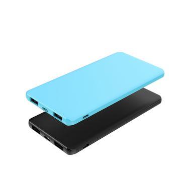 China Super capacitor portable travel charger 5000mAh power bank on