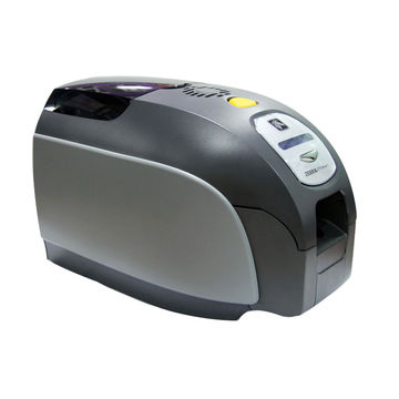 china zebra pvc id card printer support singledual sided monochromecolorful - Id Card Printer
