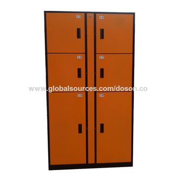 Gun and Bullet Security Cabinet