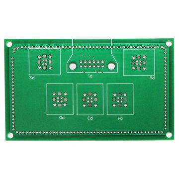 China Doube sided pcb board printed circuit board maker on Global ...