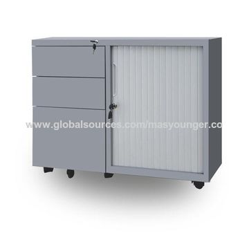 ... China Modern Commercial Office Furniture Mobile Caddy/Mobile File  Storage Cabinets ...