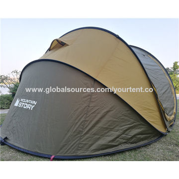 ... quick China 4-person pop-up tents c&ing tents outdoor tents quick  sc 1 st  Global Sources & China 4-person pop-up tents camping tents outdoor tents quick ...