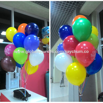 China Latex Balloons Party Air Balloons Birthday Decoration Balloons