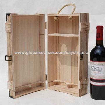 China La caja de empaquetado del vino de la caja del vino del regalo