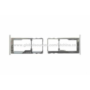 China Factory customized CNC machining dual SIM card holder tray