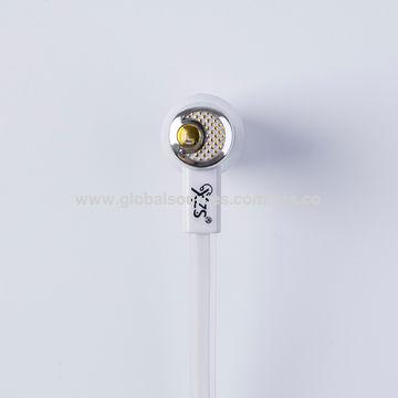 China Color Earphones, Stereo OEM Handset, Perfume Earphones
