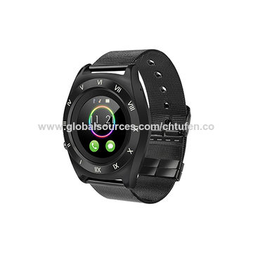 China Android A12 with Bluetooth Smartwatch Phone, SIM Card Slot, Fits to Android/ Slot