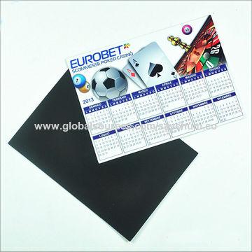 china 2017 calendar refrigerator magnet promotional gifts calendar