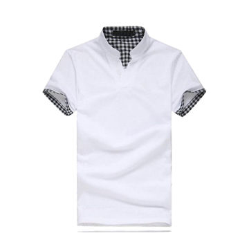 be215b12 ... China Men's Latest Fashionable Design T-shirt with Short-sleeved and O- neck