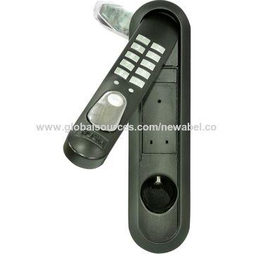 China Smart Electric Cabinet Access Control Metal Door Lock On