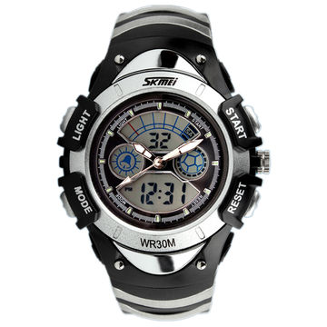 547570406cb9 ... China Double Time LED Digital Watch