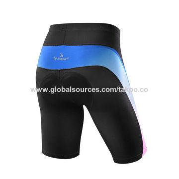 Hong Kong SAR Performance Men's Padded Cycling Shorts
