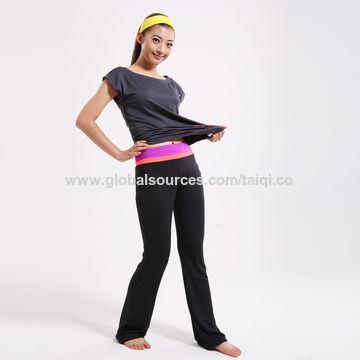 China Women's yoga pants