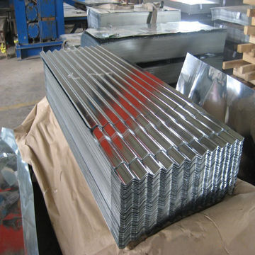Galvanized roof zinc panel, galvanized steel corrugated roofing sheet