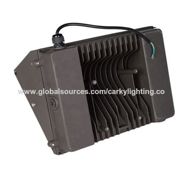 China LED Wall Pack Lights, 100W, DLC Compliance, IP65, 3-5 Years Warranty on Global Sources
