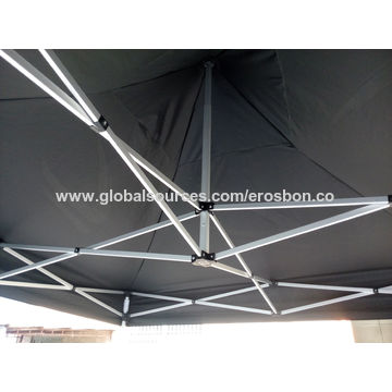 China Aluminum frame tent 3X3/3X4 5/3X6m sizes are available