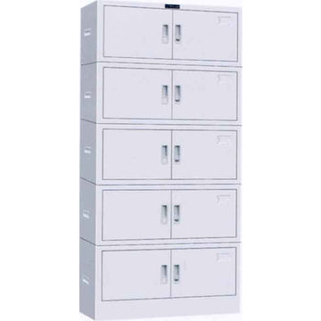 China Office Filing Storage Cabinet Multi Drawers Vertical Stainless Steel Metal