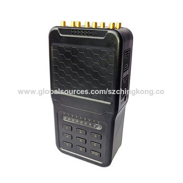 China Portable Remote Control Signal Jammer Mobile Phone 4G