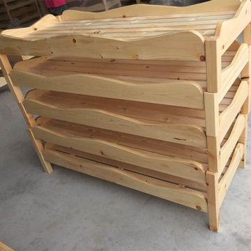 China Cuidado de madera del niño de las camas del resto del mediodía ...