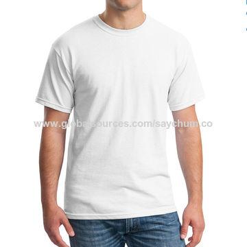 China Customized T-shirt Logo Text Photo Print Customized Printed Promotional T-shirt