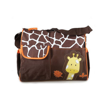 China Mammy Baby Diaper Bag With Shoulder Strap Customized Designs Are Accepted