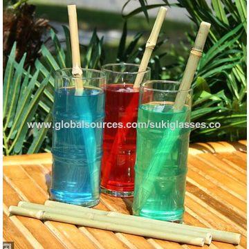 China Bamboo Straws, Natural Reusable Biodegradable