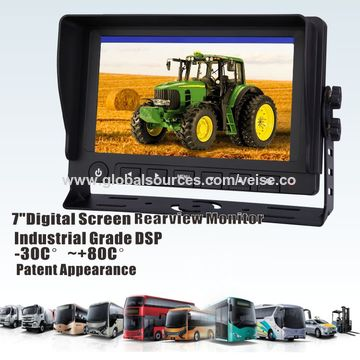 China Camera Monitor System for Agricultural Vehicle Safety Vision Industry
