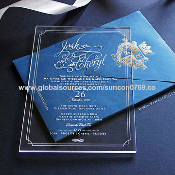 invitation cards size