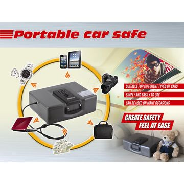 China Multifunctional Portable Safety Box