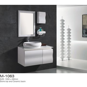 China Mdf Bathroom Vanity
