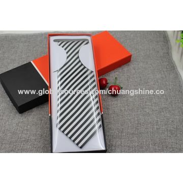 China Best quality paper tie box , hot sale bow tie gift boxes