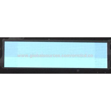 China 3 2-inch 256*64 OLED Monochrome LCD Display Module on