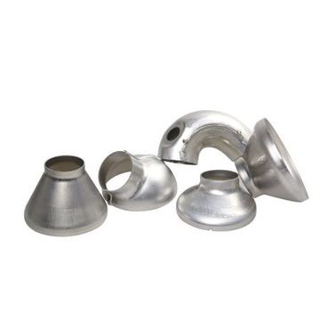 China Car Exhaust Pipe Stamping Part with Stainless Steel