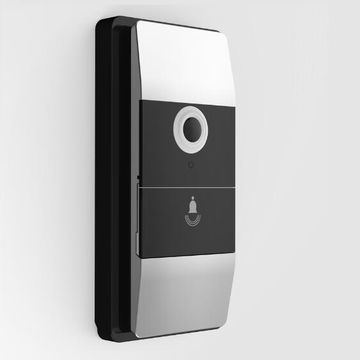 China 180° Panoramic View Wireless Video Smart Doorbell App Free Intercom Systems HD Resolution IP Camera