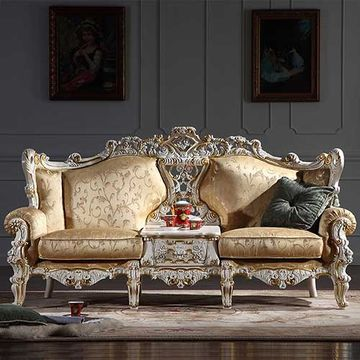 China Reproduction french provincial furniture living room ...
