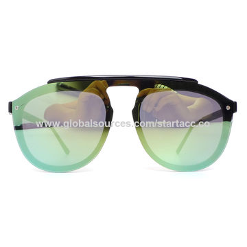 02754b1f2cc ... China Unisex Sunglasses with Plastic Frame