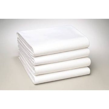 india wholesale cotton white bedding set bed sheet quilt cover for hotel and hospital
