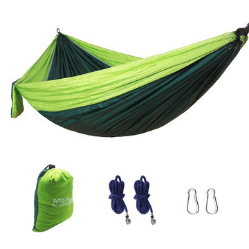 china neopine outdoor double camping hammock w hammock straps   portable lightweight nylon parachute     china neopine outdoor double camping hammock w hammock straps      rh   globalsources