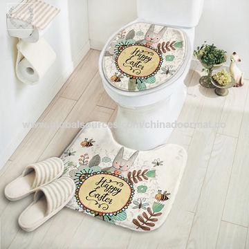 Custom Panda Doormat Bath Mats Foot Pad Home Decor Bathroom Mats Door Mat  Floor Mat A320