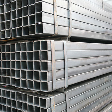 square metal fence post. China Galvanized Steel Pipe,metal Fence Post,MS GI Square Tube Hollow Section Metal Post 4