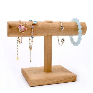 China Wood Jewelry Display Stand Rack Which Used To Etc
