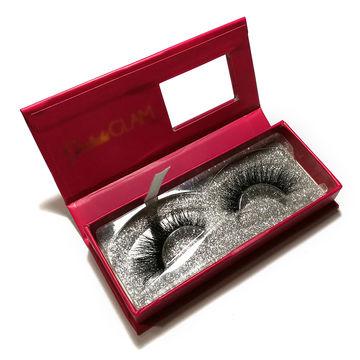 China Manufacturer Wholesale/3D Private Label Mink Eyelashes
