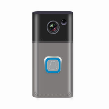 af2e456fd209 ... China 720P Full HD Resolution WiFi Smart Home Video doorbell Home security  wireless camera ...