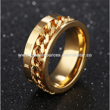 China 2018 New Fashion Three Colors Cool Luxury Design Titanium