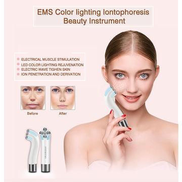 Facial light therapy
