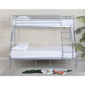 China High Quality Kd Triple Bunk Bed For Uk America On Global Sources
