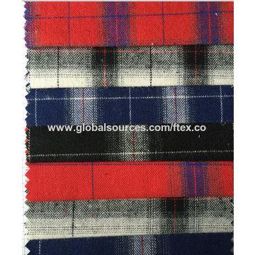 China Scotland Plaid Fabric A Variety Of Shapes For Wind Coats Skirts Kilt